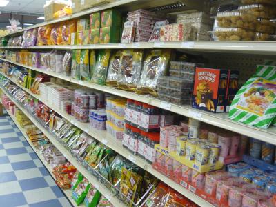 Charlottesville asian market